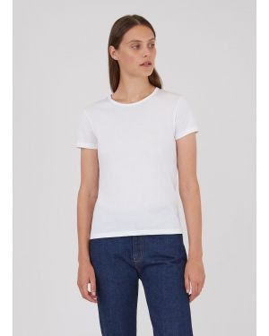 Women's Classic Cotton T-Shirt in White