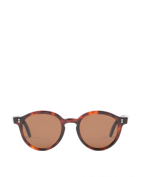 The Jermyn Sunglasses in Dark Turtle