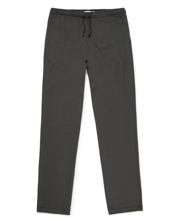Men's Cotton Modal Lounge Pant in Charcoal
