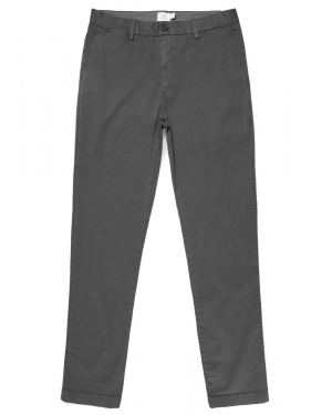 Men's Stretch Slim Fit Chino in Charcoal