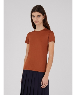 Women's Classic Cotton T-Shirt in Spice