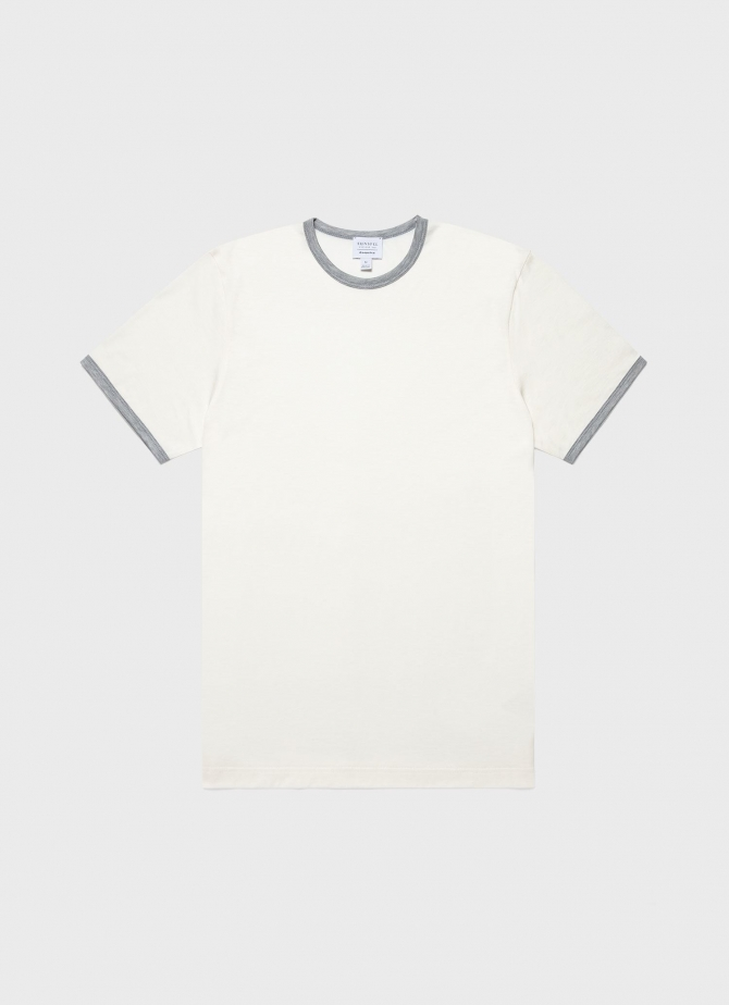 Sunspel and Esquire T-shirt