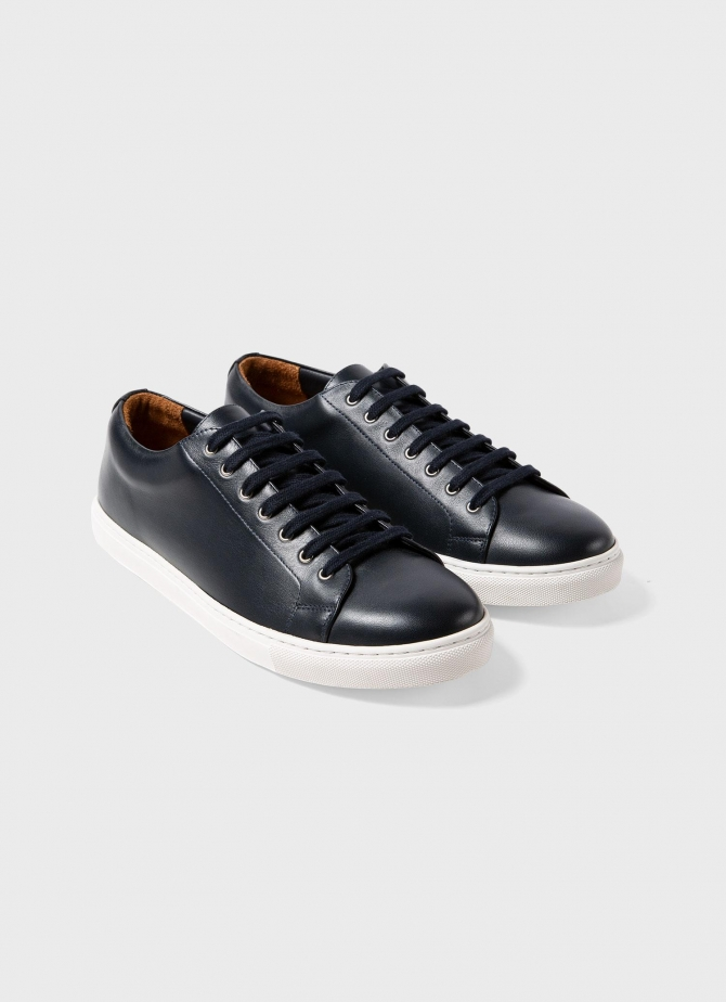 Leather Tennis Shoes
