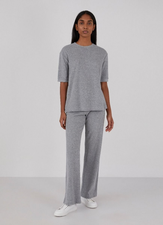 Towelling Trouser