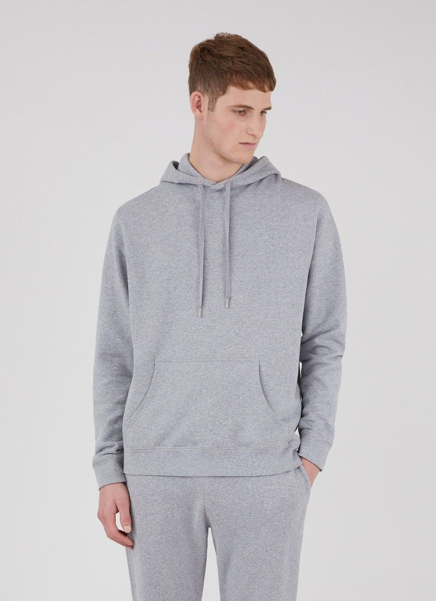 Majestic Mens Loopback Othcut /& Sew Graphic Hoody
