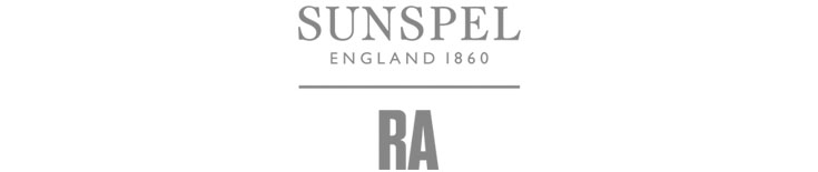 Sunspel x RA Collaboration logo