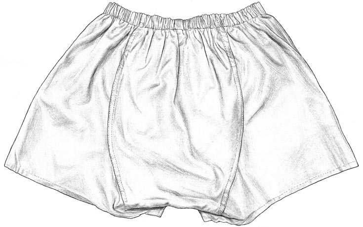 The Classic Boxer Short